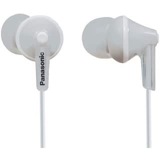 Panasonic Rp-Hje125-W Hje125 Ergofit In-Ear Earbuds (White) https://ak1.ostkcdn.com/images/products/is/images/direct/edc9f1c557efe0304f70dfc3b2944431f5f7fc31/Hje125-Ergofit-Buds-Wht.jpg?impolicy=medium