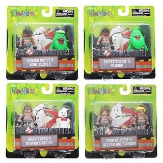 Ghostbusters 2016 Minimates 2-Pack: Set of 8 - multi