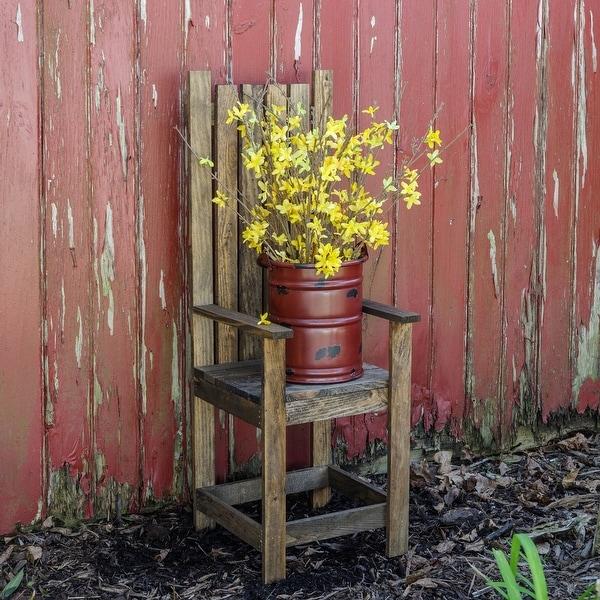 Primrose Reclaimed Wood Garden Chair. Opens flyout.