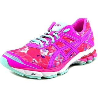 Asics GT-1000 4 PR Women Round Toe Synthetic Multi Color Running Shoe