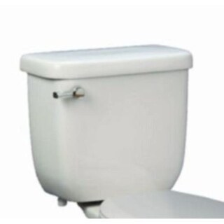 Proflo PF6114 Toilet Tank Only with Left Mounted Trip Lever
