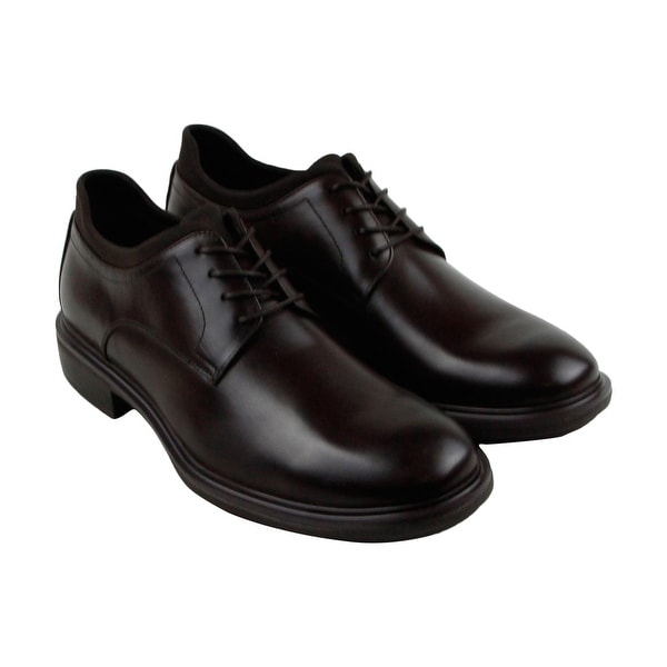 Kenneth Cole New York Design 10511 Mens Brown Casual Dress Oxfords Shoes