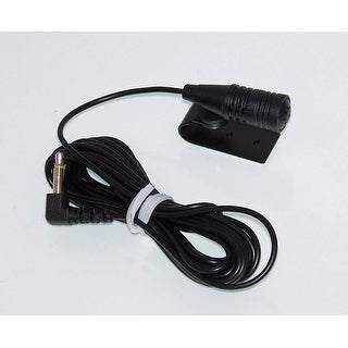 OEM Kenwood Microphone Originally Shipped With: KDCBT945U, KDC-BT945U, KDCBT948HD, KDC-BT948HD, KDCBT952HD, KDC-BT952HD