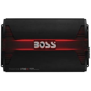 Boss Phantom 5 Channel 3700 Watts Amp
