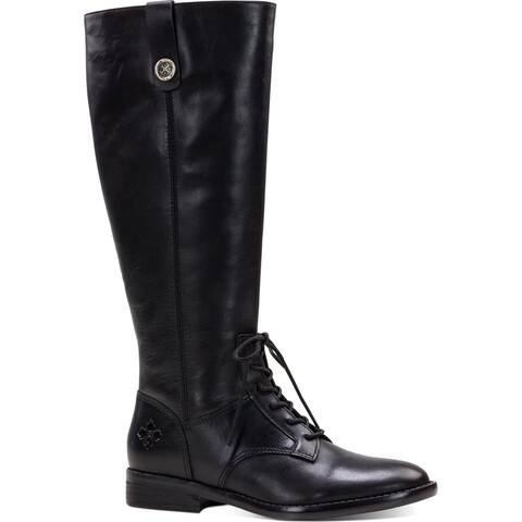 Patricia Nash Womens Cavallo Riding Boots Leather Tall