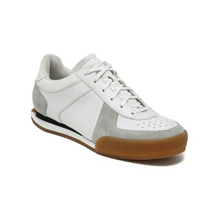 GIVENCHY Men's Leather Set3 Tennis Sneaker Shoes White