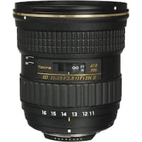 Tokina AT-X 116 PRO DX-II 11-16mm f/2.8 Lens for Nikon F (International Model) - black
