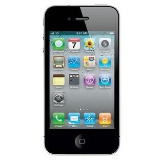 Apple iPhone 4s 16GB Unlocked GSM Phone w/ 8MP Camera - Black (Refurbished)
