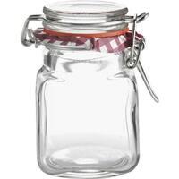 Typhoon Housewares 2Oz 70Ml Sq Spice Jar 0025.460 Unit: EACH Contains 12 per case