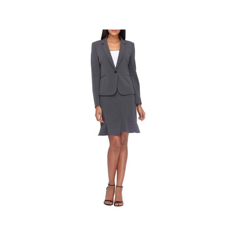 Tahari Womens Skirt Suit Professional Suit Separate