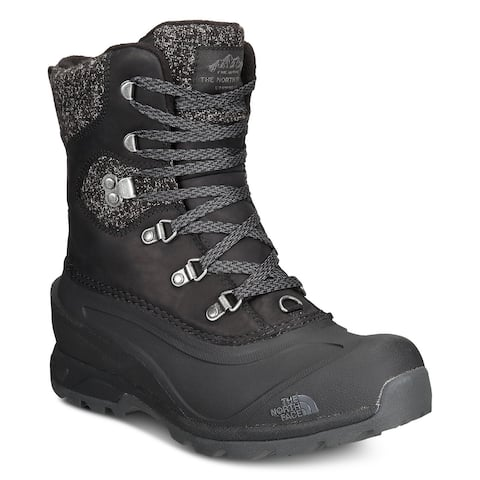 The North Face Womens Chilkat SE Closed Toe Mid-Calf Cold Weather Boots