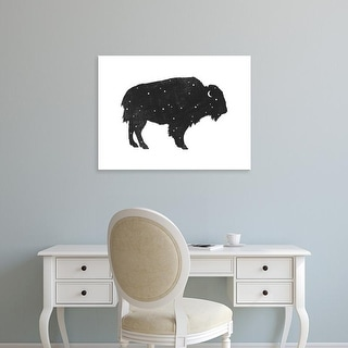 Easy Art Prints Terry Fan's 'Mystic Buffalo' Premium Canvas Art