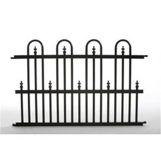 Specrail Roxbury24SP Aluminum Garden Fence