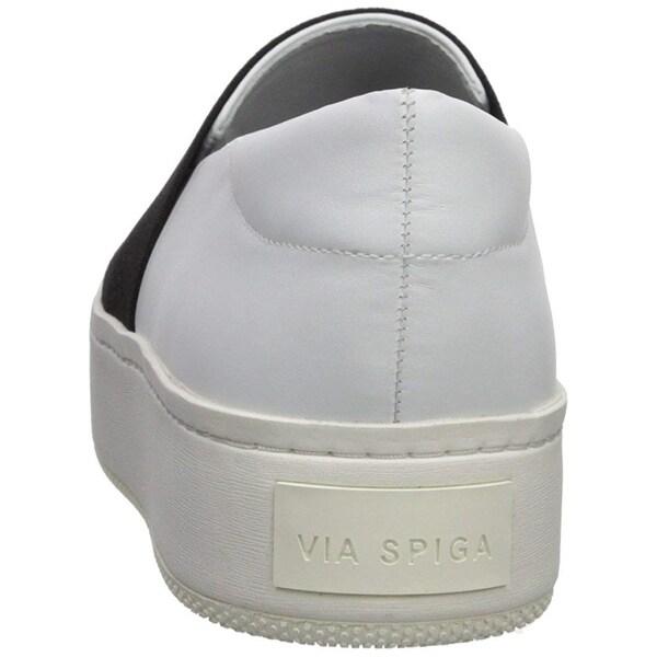 Via Spiga Women's Traynor Slip Sneaker