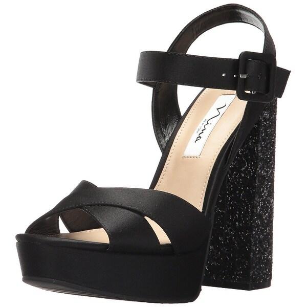 Nina Women's savita Platform Dress Sandal - 10