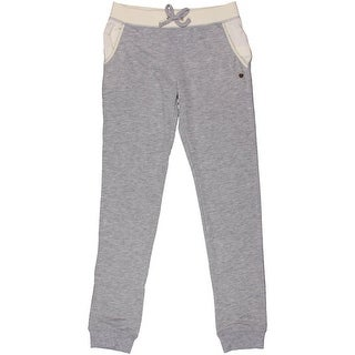 Juicy Couture Black Label Girls Glamour Soft French Terry Sweat Pants - 14