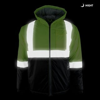 Buffalo Outdoors Hi Vis Field Jacket 2.0 Class 2