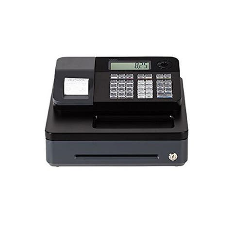 "Casio Electronic Cash Register - 15.25"" x 15.5"" x 9.25"""