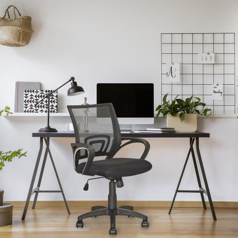 CorLiving Workspace Mesh Back Office Chair, Multip