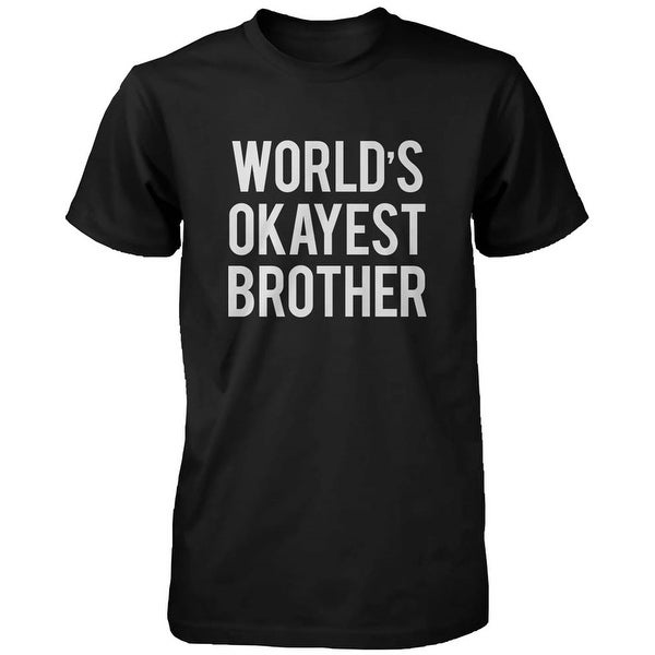 2f5cda29 Shop Men's Funny Black Graphic Bold Statement T-Shirt - World's ...