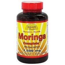 Dynamic Health Moringa Complete 1 500mg 60 Cap