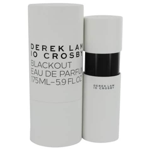 Derek Lam 10 Crosby Blackout by Derek Lam 10 Crosb Eau De Parfum Spray 5.8 oz