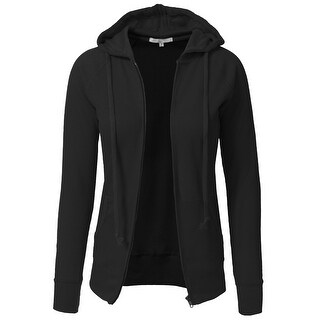 NE PEOPLE Women Casual Light Weight Thermal Hoodie S-3XL [NEWJ33]