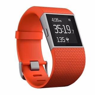 Fitbit Surge GPS Activity Tracking Watch Large, Orange