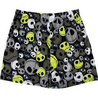 The Nightmare Before Christmas Men's Black Boxers