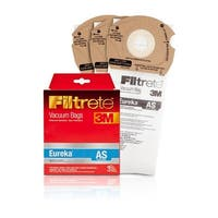 Filtrete 67726-6 Eureka Type-AS Micro Allergen Vacuum Cleaner Bag