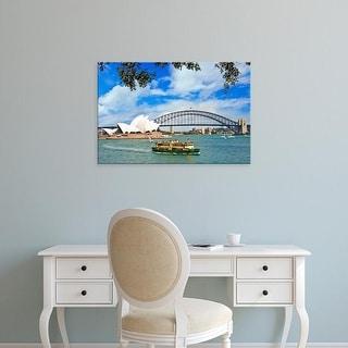 Easy Art Prints Miva Stock's 'New South Wales' Premium Canvas Art