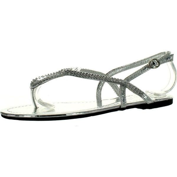 Diviana Jalila-39 Women's Sling Back Thong Sandals