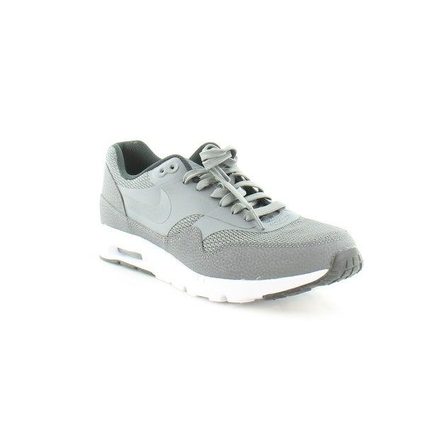 Nike Air Max 1 Ultra Women's Athletic Dark Grey/DRK GRY-Blk-Pr Pltmn - 9.5