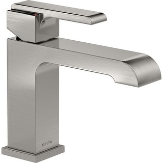 Delta 567LF-LPU  Ara 1.2 GPM Single Hole Bathroom Faucet