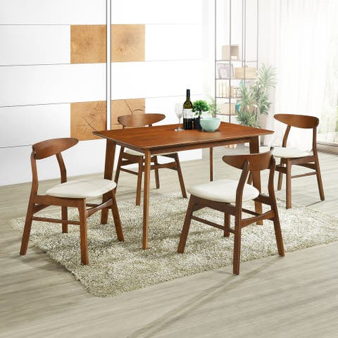 Hollencrest Set of 4 Upholstered Dining Chairs