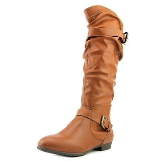 Anne Klein 2 Evanthe Women  Round Toe Synthetic  Knee High Boot