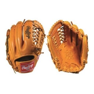 Rawlings Adult Blem 11.50 Infield Pitcher Baseball Glove Mod Trap RHT PRO200-4RT - 11.50""