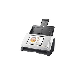Plustek 783064636704 Plustek eScan A150 standalone network document scanner - Built-in 7 LCD touch screen is intuitive and