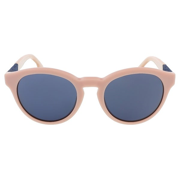 Diesel DL0115/S 72V Baby Pink Round sunglasses - 51-20-140. Opens flyout.