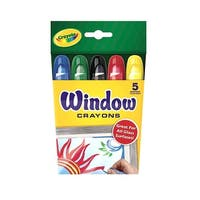 Crayola Washable Window Crayons