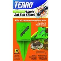 Terro T1812 Liquid Outdoor Ant Bait Stakes