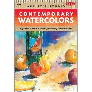 Walter Foster Creative Books-Contemporary Watercolors