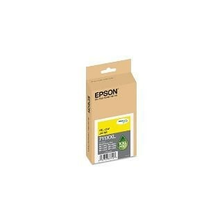 Epson DURABrite Ink Cartridge - Yellow Epson DURABrite Ultra 711XXL Ink Cartridge