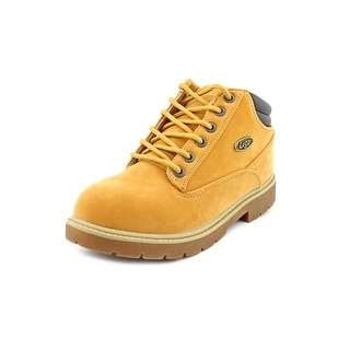 Lugz Monster Mid SP Men Round Toe Synthetic Tan Work Boot