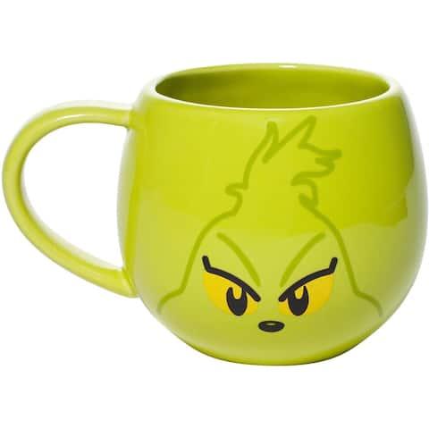 Dr. Seuss The Grinch Pop Style Coffee Mug