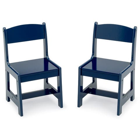 Delta Children MySize Chairs - Pack of 2