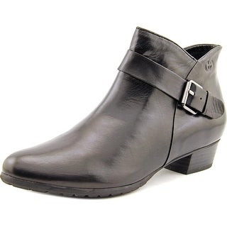 Gerry Weber Caren 07 Women Round Toe Leather Ankle Boot