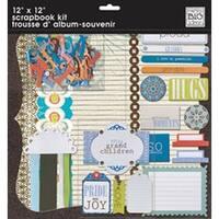 "My Grandchildren - Me & My Big Ideas Page Kit 12""X12"""