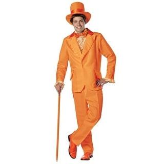 Plus Size Dumb and Dumber Lloyd Orange Costume
