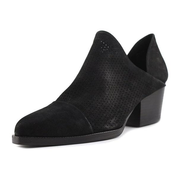 Steven Steve Madden Skelos Women Black Boots